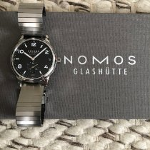 NOMOS Club Neomatik Steel 42mm Black United States of America, New Hampshire, Walpole