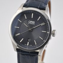 Oris Artix Date Steel 42mm Blue United States of America, Ohio, Mason