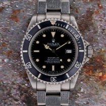 Rolex Sea-Dweller 4000 Steel 40mm Black No numerals United States of America, Florida, Sunny Isles Beach