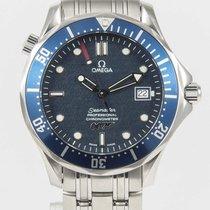 Omega Seamaster Steel 41.5mm Blue No numerals United States of America, California, Newport Beach, Orange County, CA
