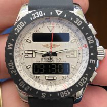 Breitling Airwolf Steel 43,5mm Champagne Arabic numerals