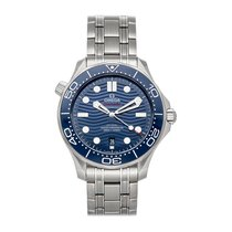 Omega Seamaster Diver 300 M Steel 42mm Blue No numerals United States of America, Pennsylvania, Bala Cynwyd
