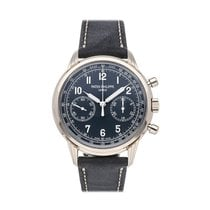 Patek Philippe Chronograph White gold 41mm Blue Arabic numerals United States of America, Pennsylvania, Bala Cynwyd