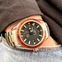 Omega Seamaster Planet Ocean Steel Black No numerals United States of America, Florida, Pembroke Pines