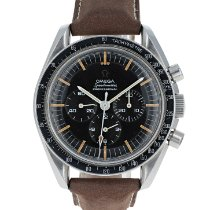 Omega Speedmaster Professional Moonwatch Steel 42mm Black No numerals United States of America, Massachusetts, Boston