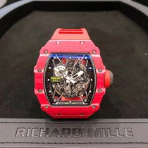 Richard Mille RM 035 49.94mm Transparent No numerals
