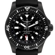 Breitling Superocean 44 Steel 44mm Black United States of America, Georgia, Atlanta