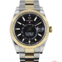 Rolex Sky-Dweller 42mm Noir France, Paris