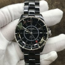 Chanel J12 GMT H3101 J12 41mm pre-owned United States of America, New York, New York