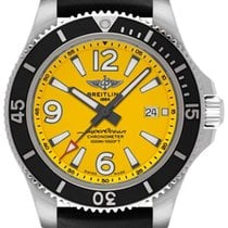 Breitling Superocean 44 Steel 44mm Yellow United States of America, California, Moorpark