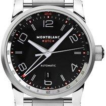 Montblanc Timewalker Steel 42mm Black Arabic numerals United States of America, California, Moorpark