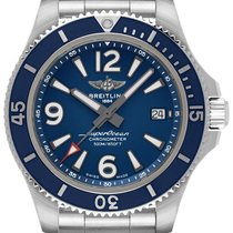 Breitling A17366D81C1A1 Steel Superocean 42 42mm new United States of America, California, Moorpark