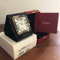 Cartier Santos (submodel) 2750 Ungetragen Stahl Quarz