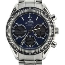 Omega Speedmaster Racing Zeljezo 40mm Plav-modar