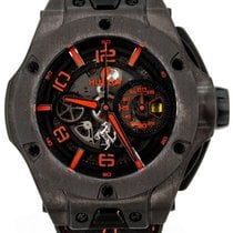 Hublot Big Bang Ferrari 402.Q0.0113.WR Very good Carbon 45mm Automatic