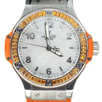 Hublot Big Bang Tutti Frutti Steel 38mm Mother of pearl United States of America, Illinois, BUFFALO GROVE