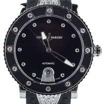Ulysse Nardin Lady Diver Starry Night Steel 40mm Black United States of America, Illinois, BUFFALO GROVE
