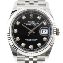Rolex Datejust new 2021 Automatic Watch with original box and original papers 126234