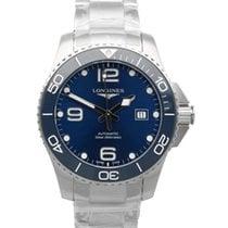 Longines HydroConquest Steel 43mm Blue