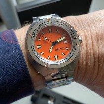 Doxa Sub Steel 46mm Orange No numerals