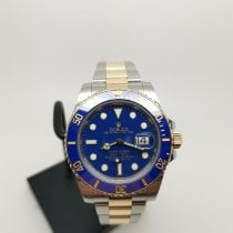 Rolex Submariner Date Steel 40mm Blue No numerals United Kingdom, Leicestershire