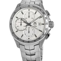 TAG Heuer Link Calibre 16 Steel 43mm Silver United States of America, New York, Brooklyn