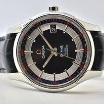 Omega De Ville Hour Vision Stahl 41mm Schwarz Keine Ziffern Deutschland, Iffezheim