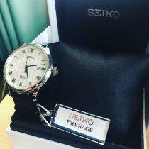 Seiko Presage Steel White United Kingdom, Torquay