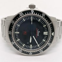 Sinn new Automatic Rotating Bezel Screw-Down Crown 41mm Steel Sapphire crystal