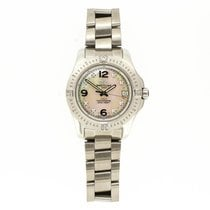 Breitling Colt 36 Steel 36mm Mother of pearl No numerals