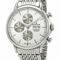 Edox Steel 44mm Automatic 01120-3M-AIN new United States of America, New York, Monsey