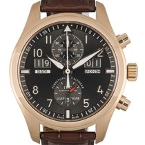 IWC Rosa guld 46mm Automatisk IW379105 brugt