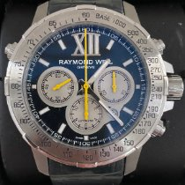 Raymond Weil Nabucco Steel 46mm Black United States of America, New Jersey, lincoln park