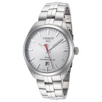 Tissot PR 100 Steel 39mm Silver United States of America, Florida, Sarasota