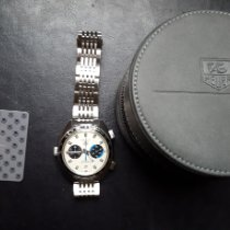 TAG Heuer Autavia CY2110 Very good Steel Automatic