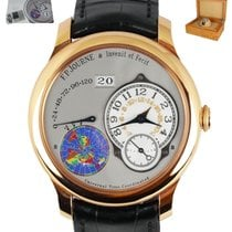 F.P.Journe Octa Rose gold 40mm Grey United States of America, New York, Smithtown