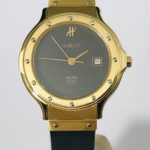 Hublot Yellow gold 28 MMmm Quartz Classic pre-owned
