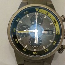 IWC IW3719 Titanium 2006 Aquatimer Chronograph pre-owned
