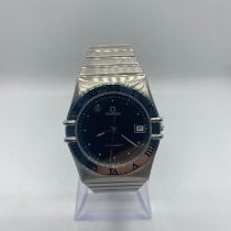 Omega Constellation Day-Date Steel 32mm Silver United States of America, Florida, Plantation