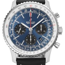 Breitling Navitimer 1 B01 Chronograph 43 pre-owned 43mm Leather