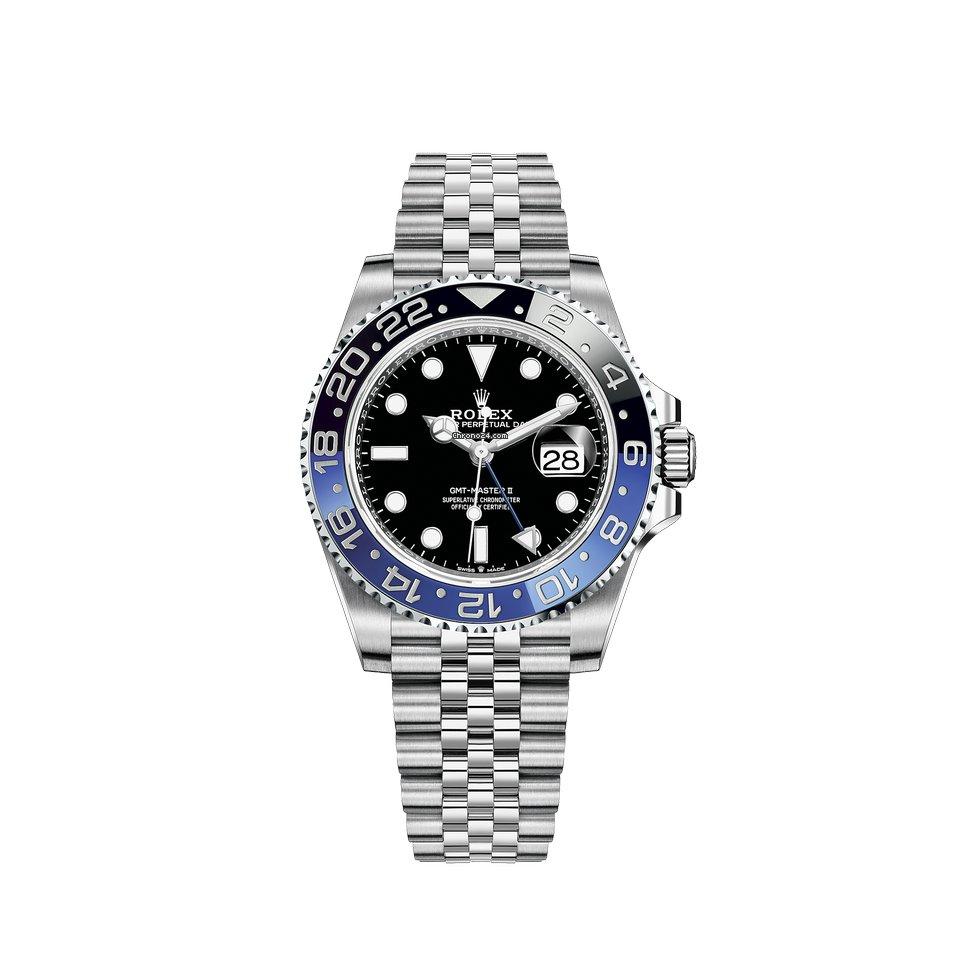 Rolex GMT-Master II 126710BLNR 2021 nouveau