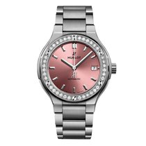 Hublot Women's watch Classic Fusion 45, 42, 38, 33 mm 38mm Automatic new Watch with original box and original papers