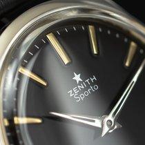 Zenith Sporto 35mm Czarny Bez cyfr Polska, Bielsko