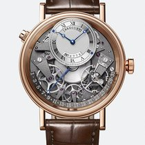 Breguet Rose gold Automatic Transparent 40mm new Tradition
