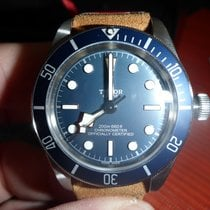 Tudor Black Bay Fifty-Eight Steel 39mm Blue No numerals United States of America, Washington, north bend