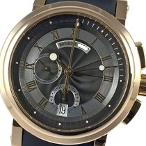 Breguet Marine Rose gold 42mm Black Roman numerals