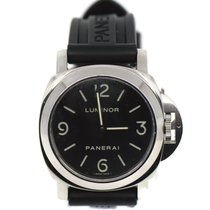 Panerai Steel 44mm Manual winding PAM 00112 pre-owned United States of America, New York, New York