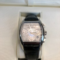 Girard Perregaux Richeville Steel 37mm Black United States of America, Indiana, Indianapolis