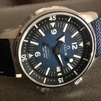 Milus Steel 41mm Automatic MIH.01.002 new