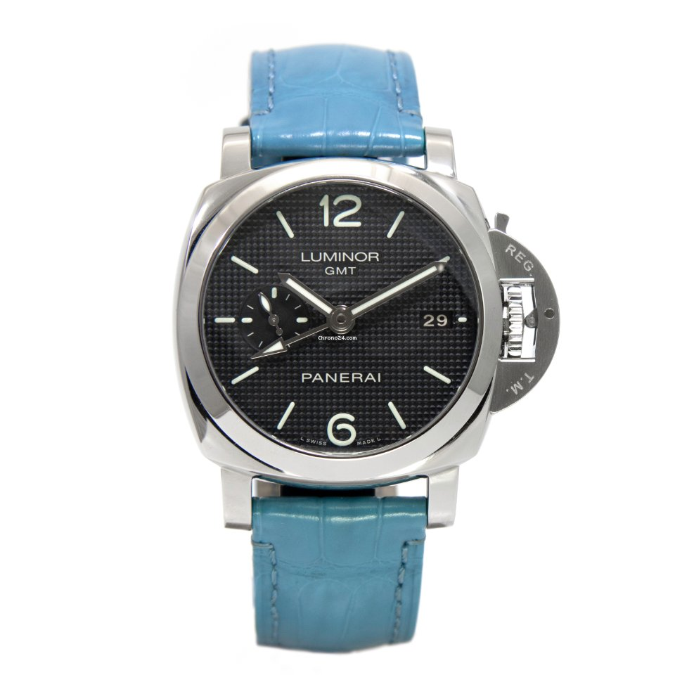 Panerai Luminor 1950 3 Days GMT Automatic PAM 00535 2016 pre-owned